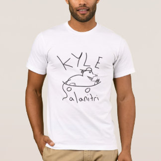 Shaluka Dist. KyleSalanitri Sk8 Rat T T-Shirt
