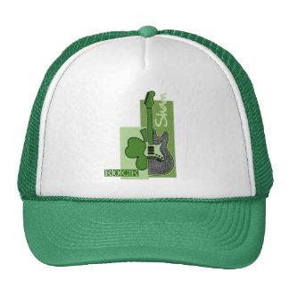 Sham Rock. St. Patrick's Day Hat