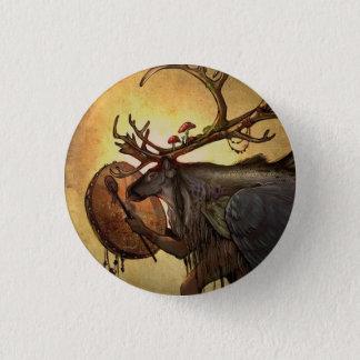 shaman 1 inch round button