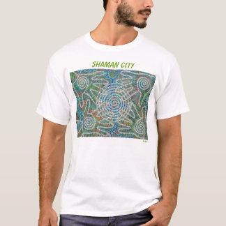 Shaman City by Metin T-Shirt