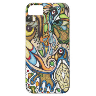 Shaman Spirit (Dream of the Thunderbird) iPhone 5 Case