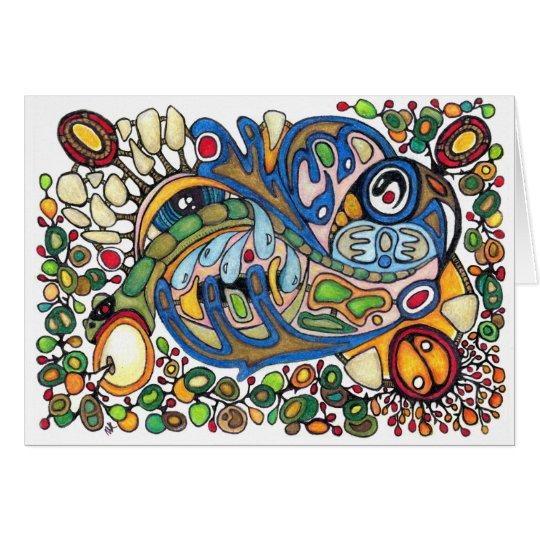 Shaman Spirit: The Whisper of Spirit Voices (WEST) Card