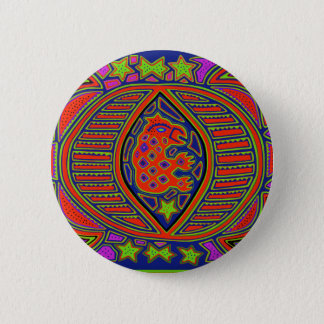 Shaman Turtle Spirit 2 Inch Round Button