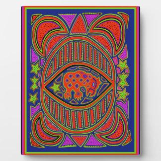 Shaman Turtle Spirit Plaque