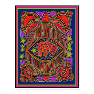 Shaman Turtle Spirit Postcard