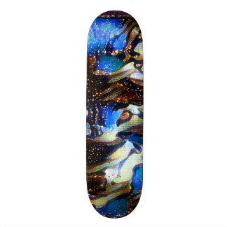 Shaman Wolf Spirit Element Custom Pro Banger Board Skate Board Decks