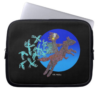 Shamans Quest Laptop Sleeve