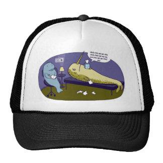 Shambolic Narwhal Trucker Hat