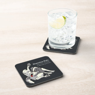 Shameless Male Drink Coasters