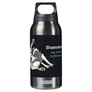 Shameless Male Insulated Water Bottle