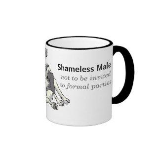 Shameless Male Mug