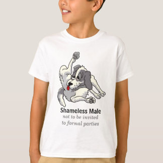 Shameless Male T-Shirt