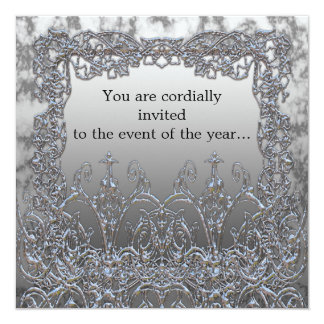 Shampton Elegant  Party Invitation