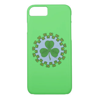 Shamrock and Knotwork iPhone 8/7 Case