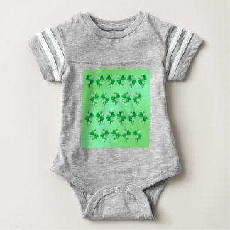 Shamrock Baby Bodysuit