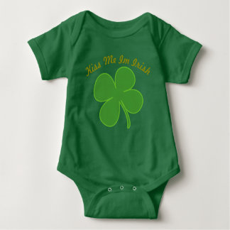 Shamrock Baby outfit Baby Bodysuit