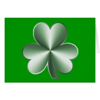 Shamrock Card - Always Remember to Forget...