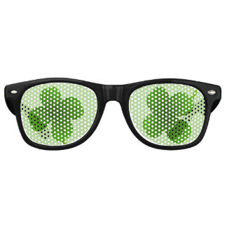 Shamrock Clover Party Shades