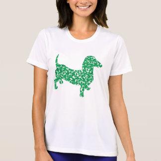 Shamrock Dachshund - Shamrock Doxie Shirt
