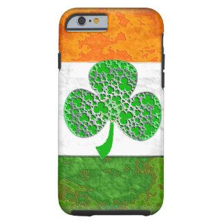 Shamrock de l'Irlande Coque Tough iPhone 6