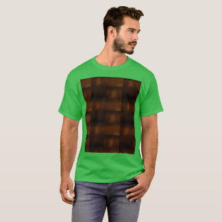 Shamrock Future Meets Nature Meets Ancient World T-Shirt
