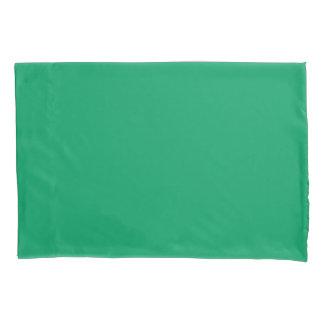 Shamrock Green Pillowcase