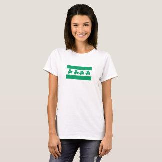 Shamrock Green River T-Shirt