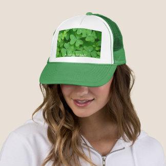 Shamrock image for Trucker Hat