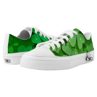 Shamrock image for Zipz Low Top Shoes