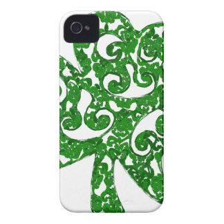 shamrock iPhone 4 cover