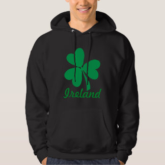 Shamrock/ Ireland Hoodie
