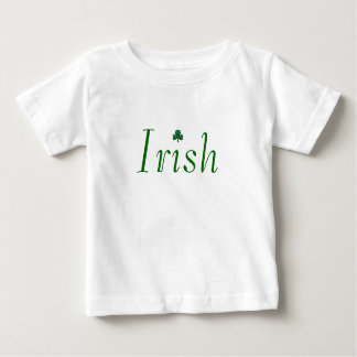 shamrock, Irish Baby T-Shirt