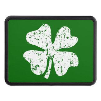 Shamrock irlandais chanceux de la couverture | couverture d'attelage de remorque