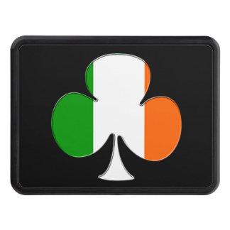 Shamrock irlandais de drapeau couvertures d'attelage de remorque