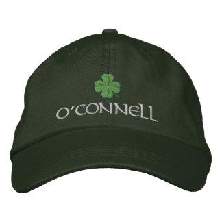 Shamrock irlandais personnalisé casquette brodée