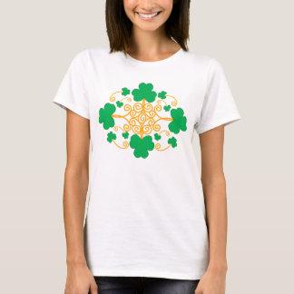 Shamrock Lace T-Shirt