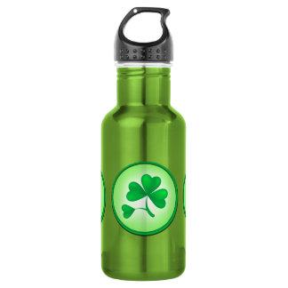 Shamrock Leaf 532 Ml Water Bottle