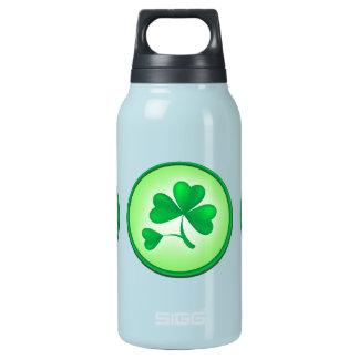 Shamrock Leaf Insulated Water Bottle