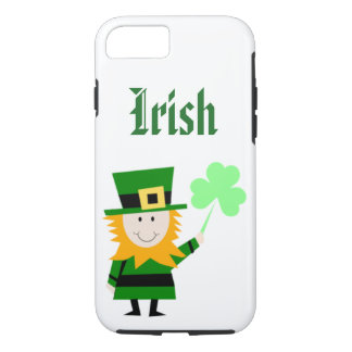 Shamrock Leprechaun I Phone 8/7 Case