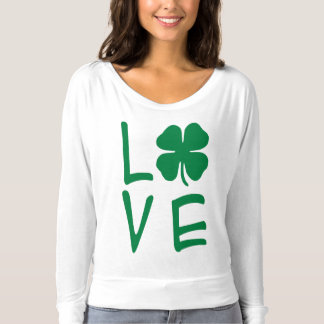 Shamrock Love Shirt