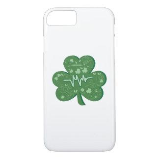 Shamrock Nurse St Patricks Day Gift Case-Mate iPhone Case