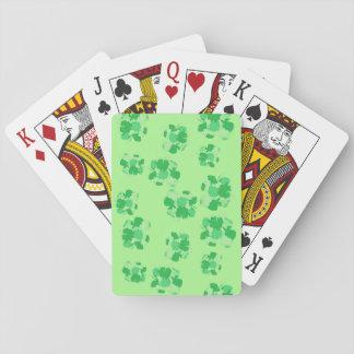 Shamrock of Shamrocks Playing Cards