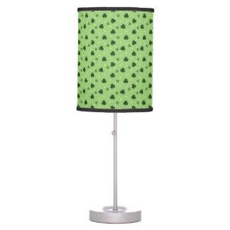 Shamrock Pattern Lamp