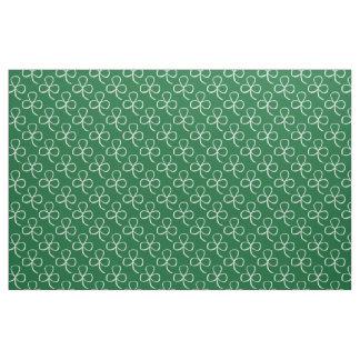 Shamrock Pattern | St. Patrick's Day Fabric