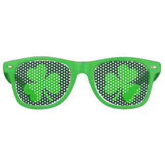 Shamrock Retro Sunglasses
