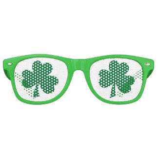 Shamrock Retro Sunglasses