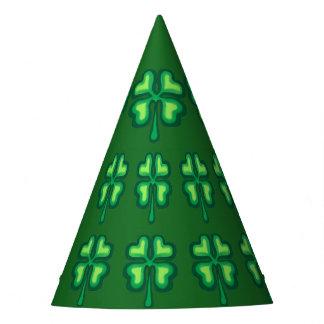 Shamrock St Patrick's Day celebrations Party Hat