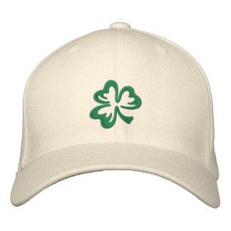 Shamrock St. Patrick's Day Hat Embroidered Baseball Caps