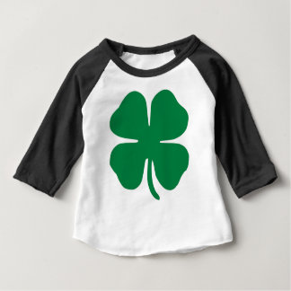SHAMROCK ST PATRICK'S DAY TRUCKER HAT BABY T-Shirt