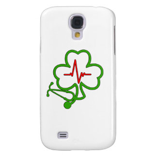 SHAMROCK STETHOSCOPE WITH HEARTBEAT